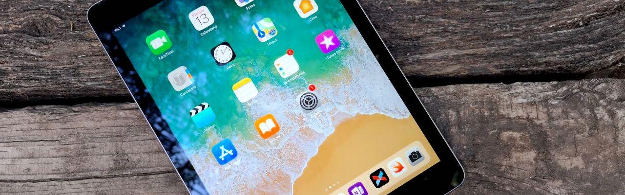 iPad 2018 Pantalla