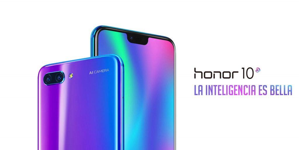 El nuevo Honor 10