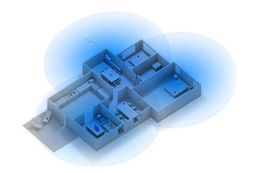 google wifi mesh home band signal