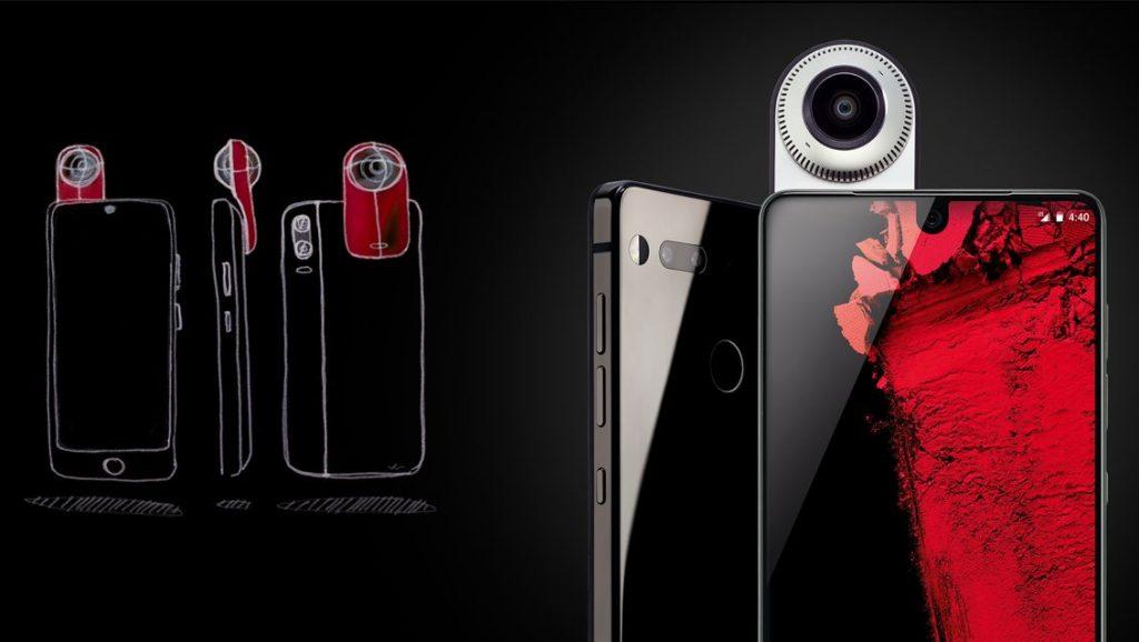 Essential phone accesorios