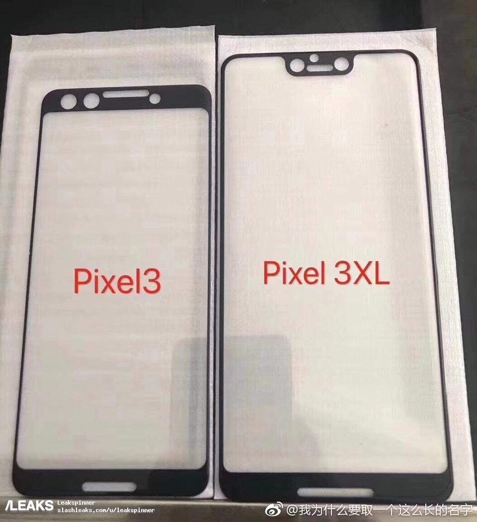 fundas filtración pixel 3 y pixel 3xl