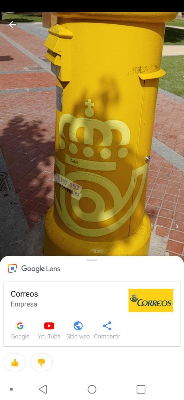 google lens lg g7 thinq