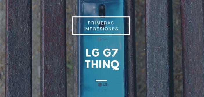 LG G7 ThinQ | Primeras impresiones después de 48 horas