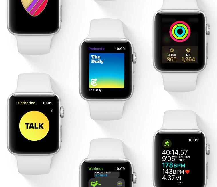 Apple WatchOS 5