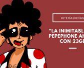 """Pepephone aumenta los datos de """"La inimitable"""" sin subir el precio"""