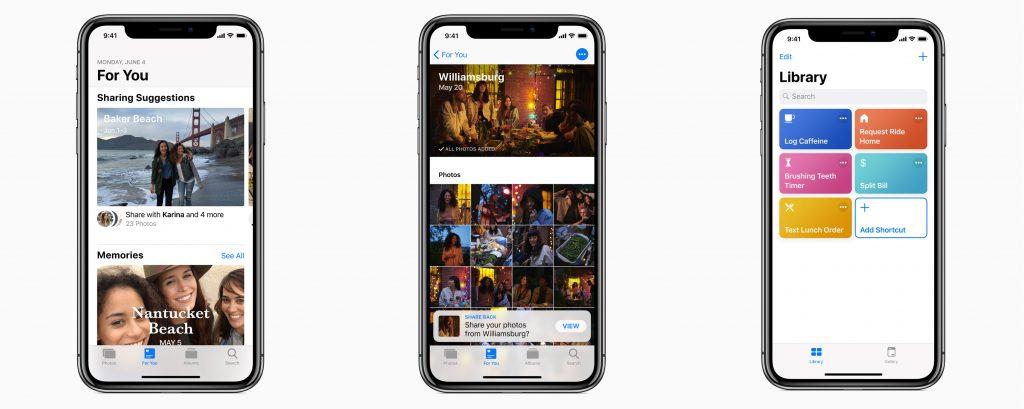 iOS12 Fotos y Siri