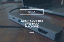 adaptador usb gpel para macbook