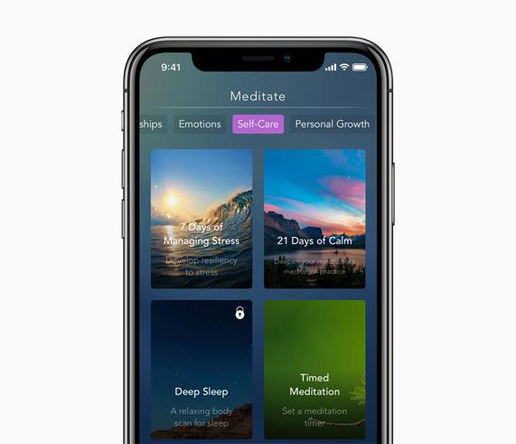app store iphone x