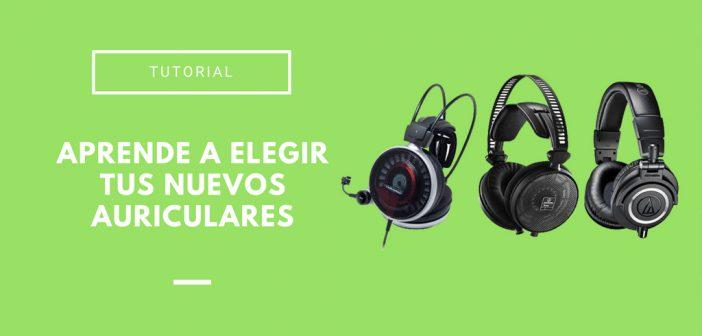 elegir los mejores auriculares
