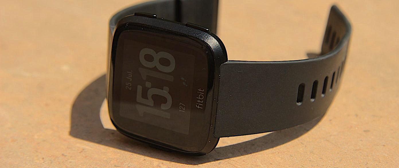 Fitbit Versa Acabado