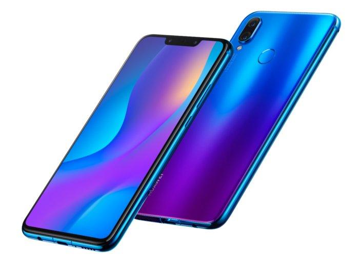Huawei Mate 20 Lite similar a Nova 3i
