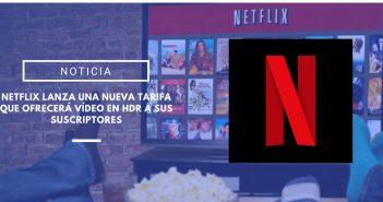 Nueva tarifa Netflix