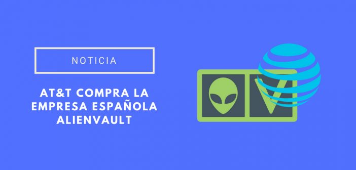 alienvault at&t compra