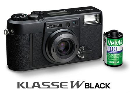 klasse w black camara carrete analógica fotografía analógica