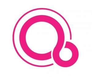 Actual logotipo de Google Fuchsia