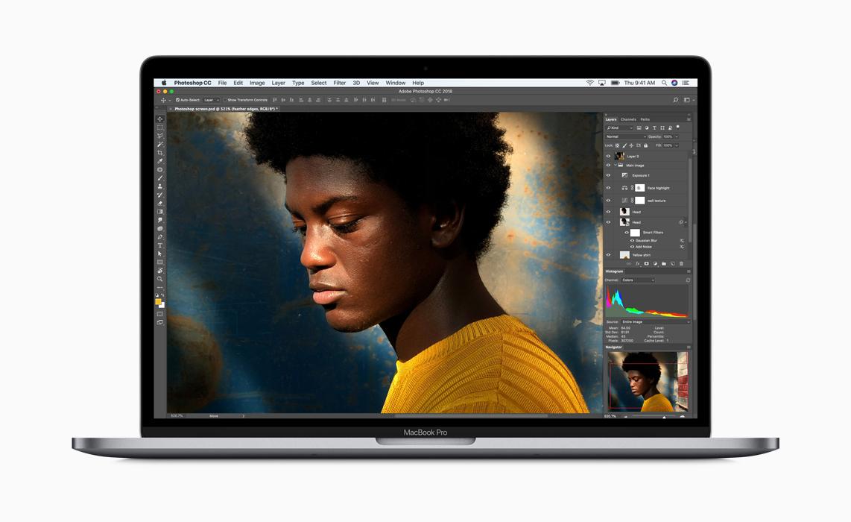 nuevos MacBook Pro fotografía