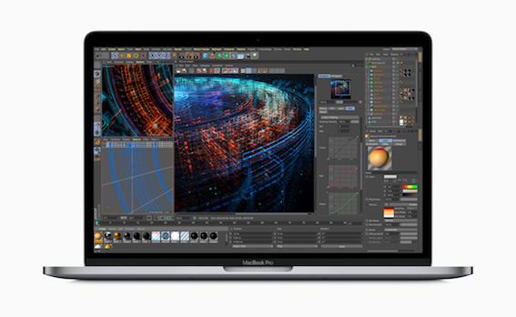 nuevos MacBook Pro análisis de datos