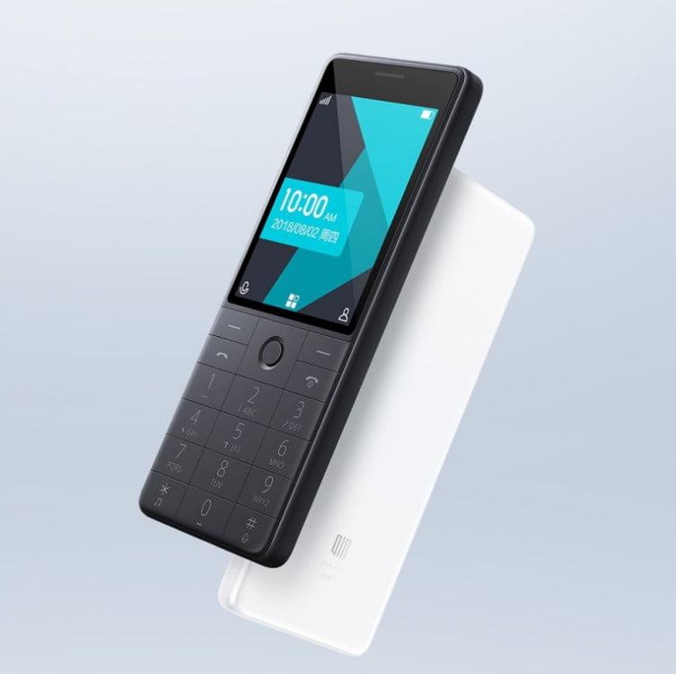 Xiaomi Qin 1 1S blanco negro chino