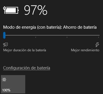 cómo ahorrar batería en el PC