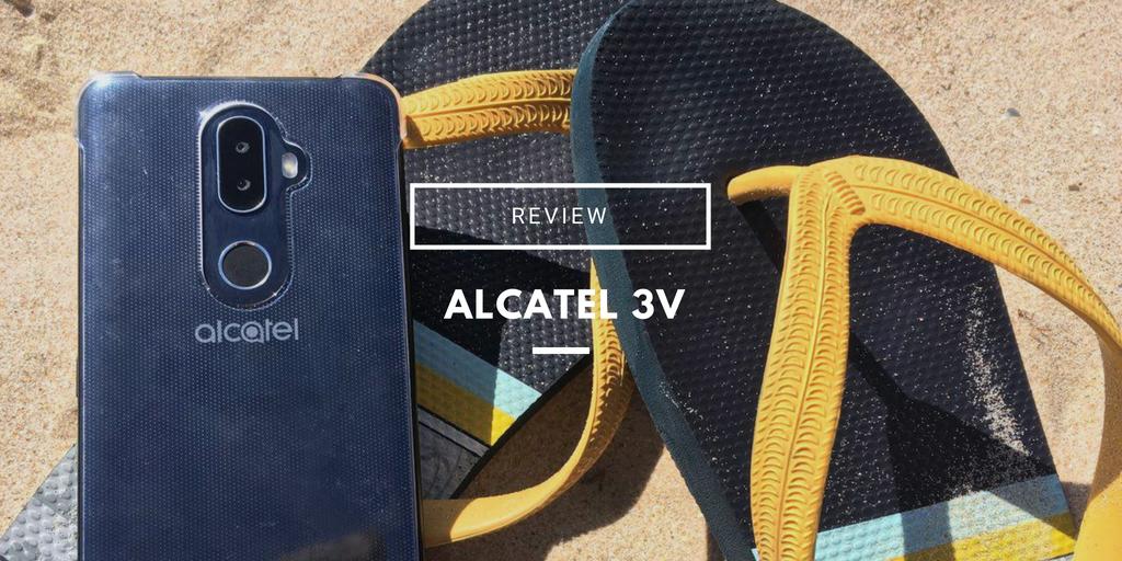 alcatel 3v