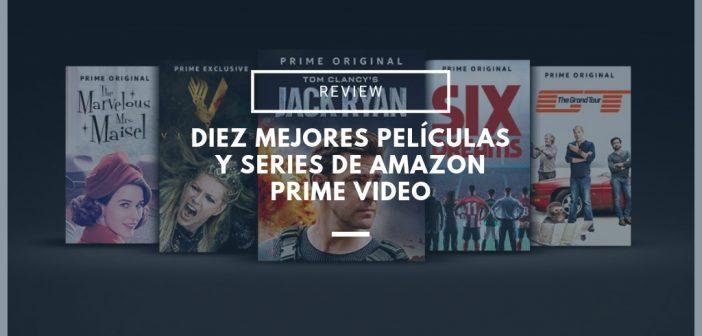 mejores películas series amazon prime video