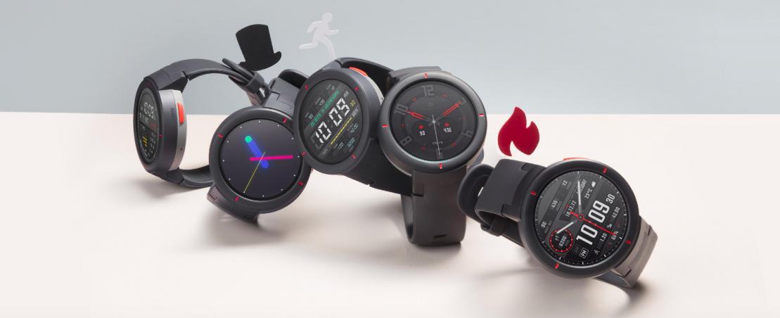 Huami Amazfit Verge app salud monitor frecuencia cardiaca pasos