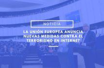 medida contra el terrorismo unión europea