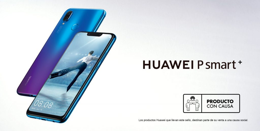 p smart plus primer producto con causa huawei