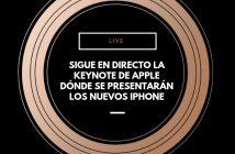 keynote de apple en directo en español
