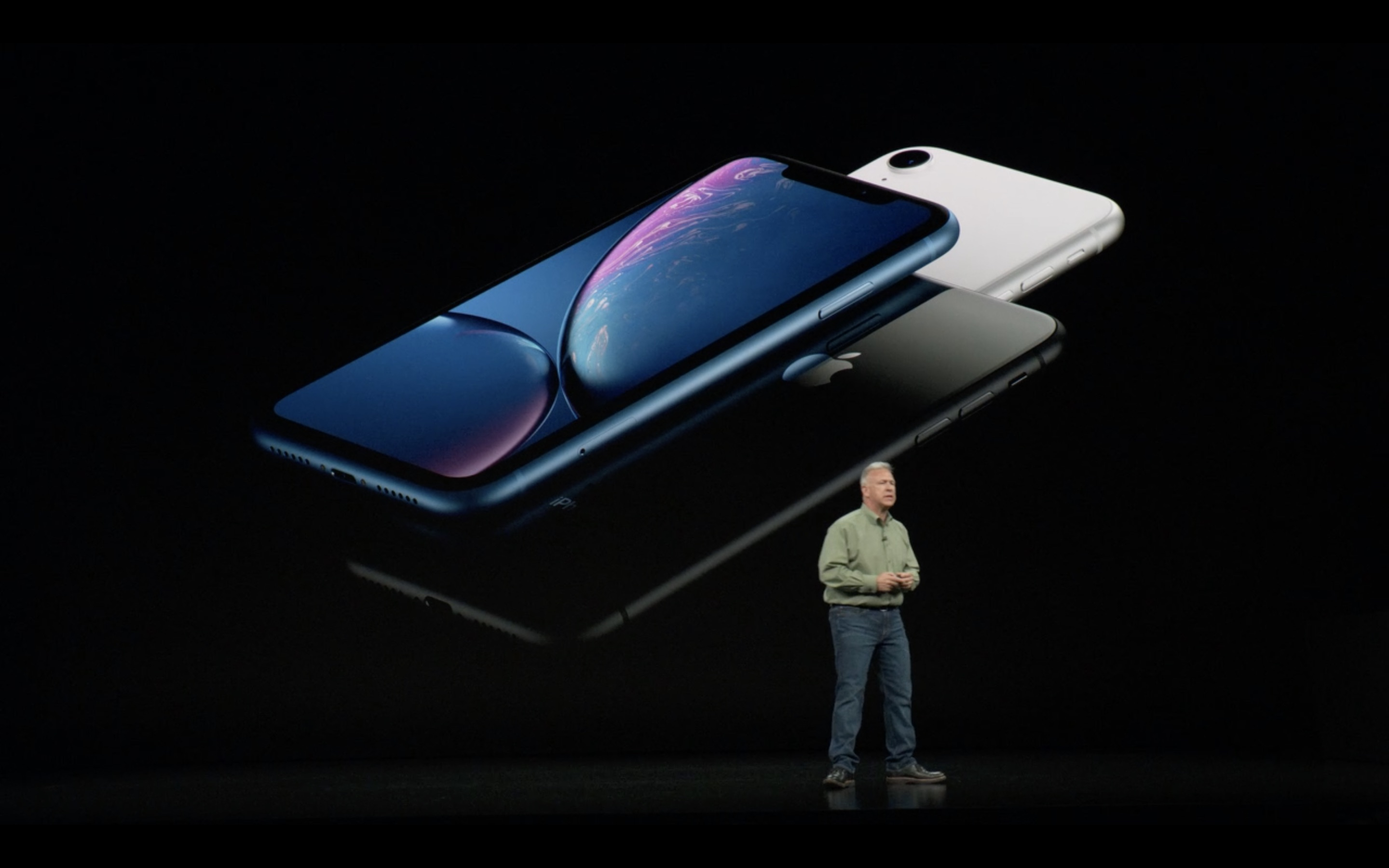 iPhone Xr Apple colores presentación apple event