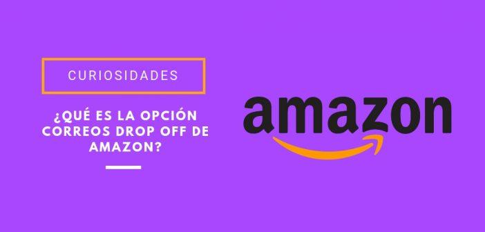 correos drop off de Amazon