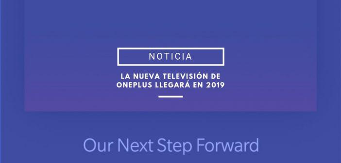 televisión de OnePlus