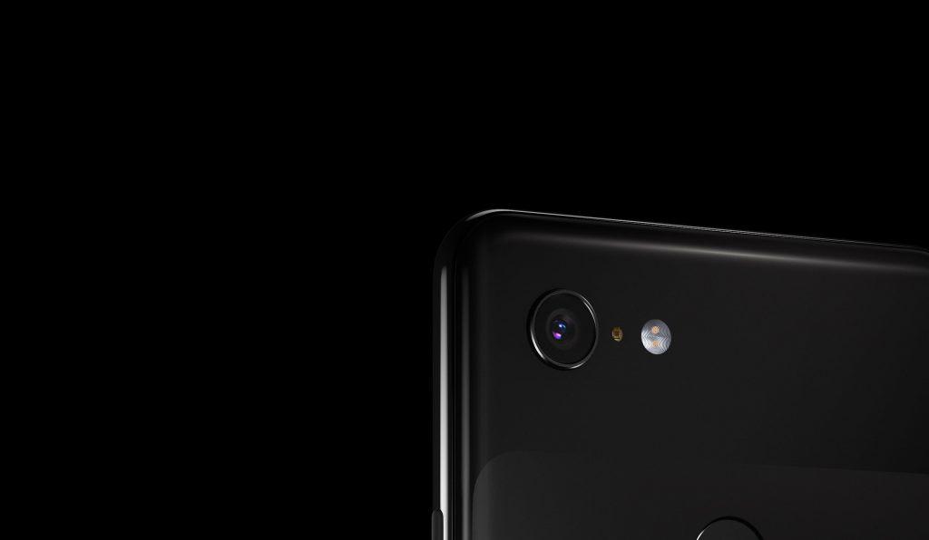 cámara google pixel 3