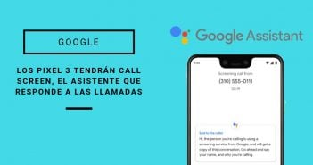 call screen google