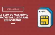 esim masmovil movistar