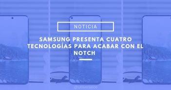 Las cuatro novedades de las pantallas del Galaxy S10 y Note 10