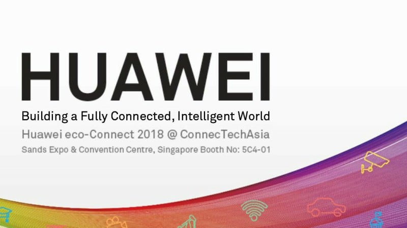 huawei eco connect 2018