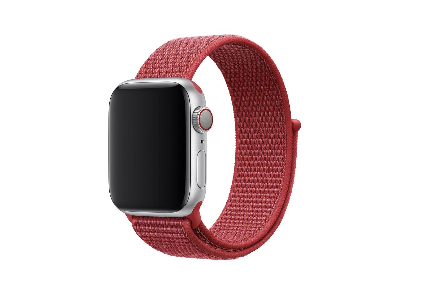 correas para el Apple Watch PRODUCT(RED)