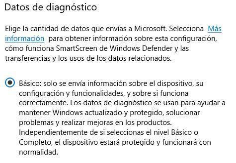 problemas privacidad windows 10