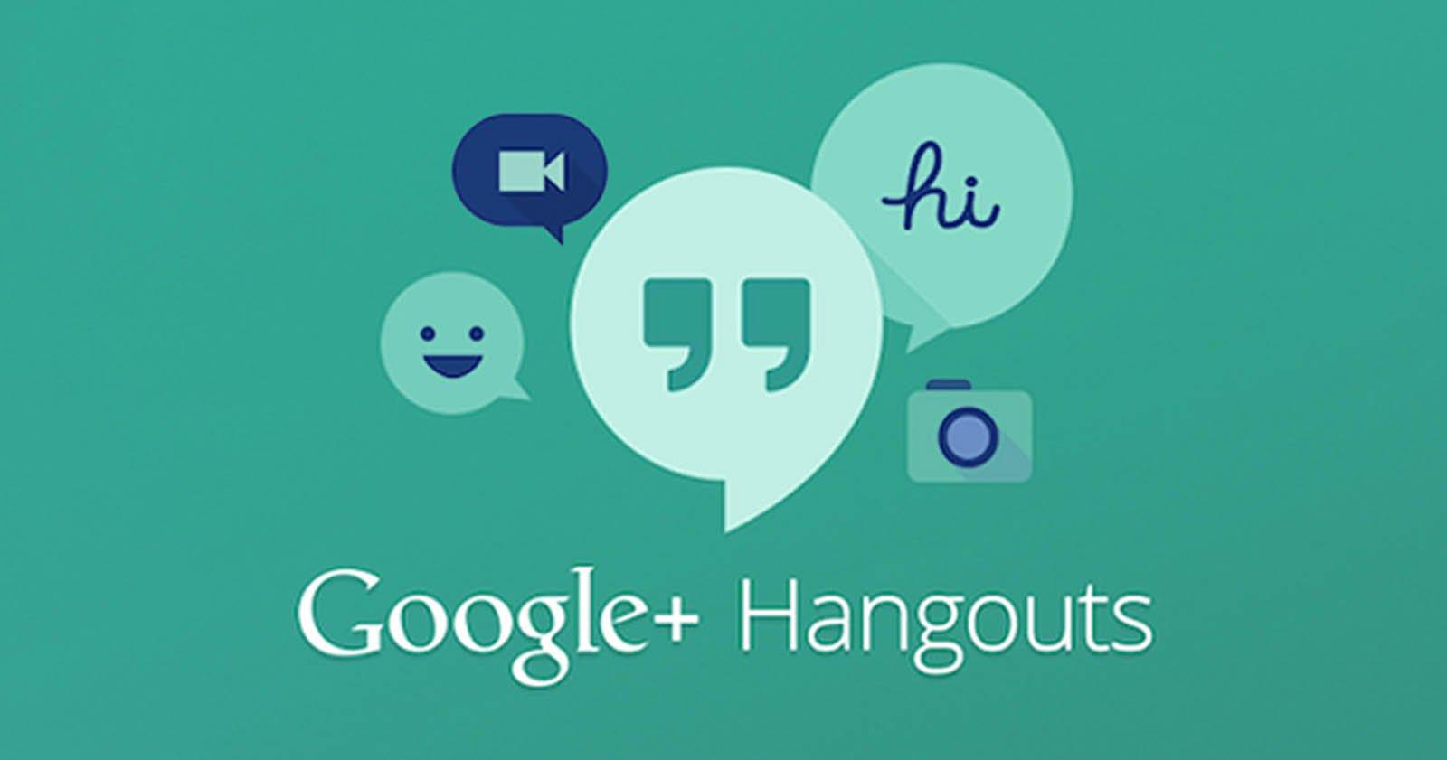 fin de google hangouts