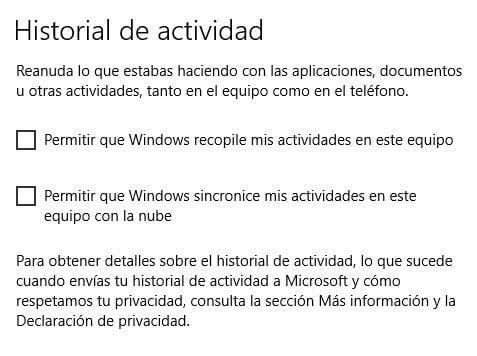 problemas de privacidad windows