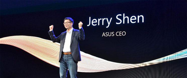 Jerry Shen dimite ASUS