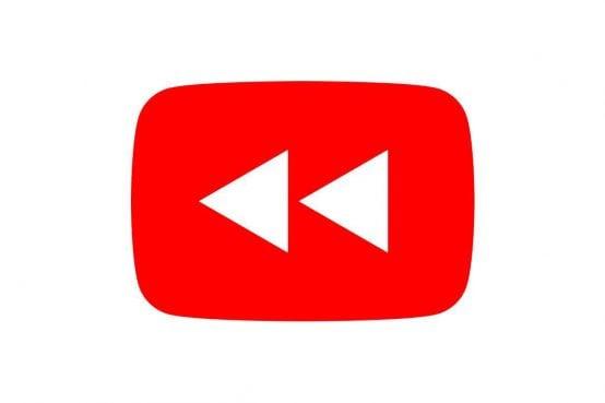 Logo de YouTube Rewind