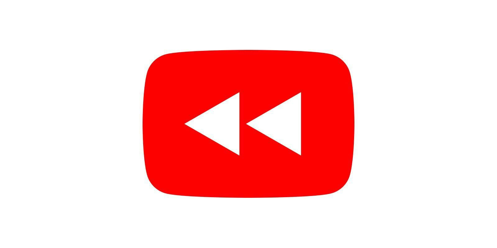Logo de YouTube Rewind