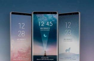 temas de Samsung