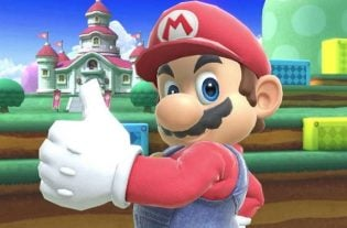 Personaje Super Mario Brosh