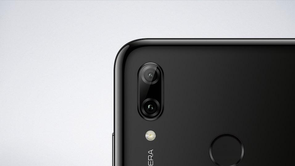 cámara trasera Huawei p smart 2019