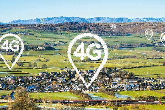 Operador con mejor cobertura 4G en 2019
