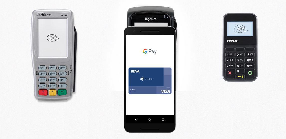 asignar nombres a las tarjetas de crédito en Google Pay