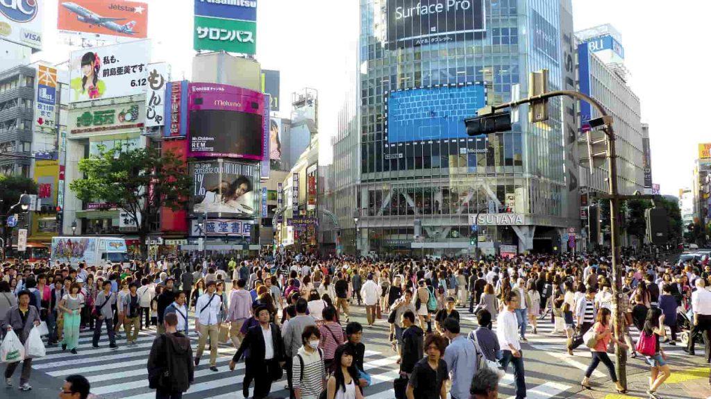 Centro de Tokyo